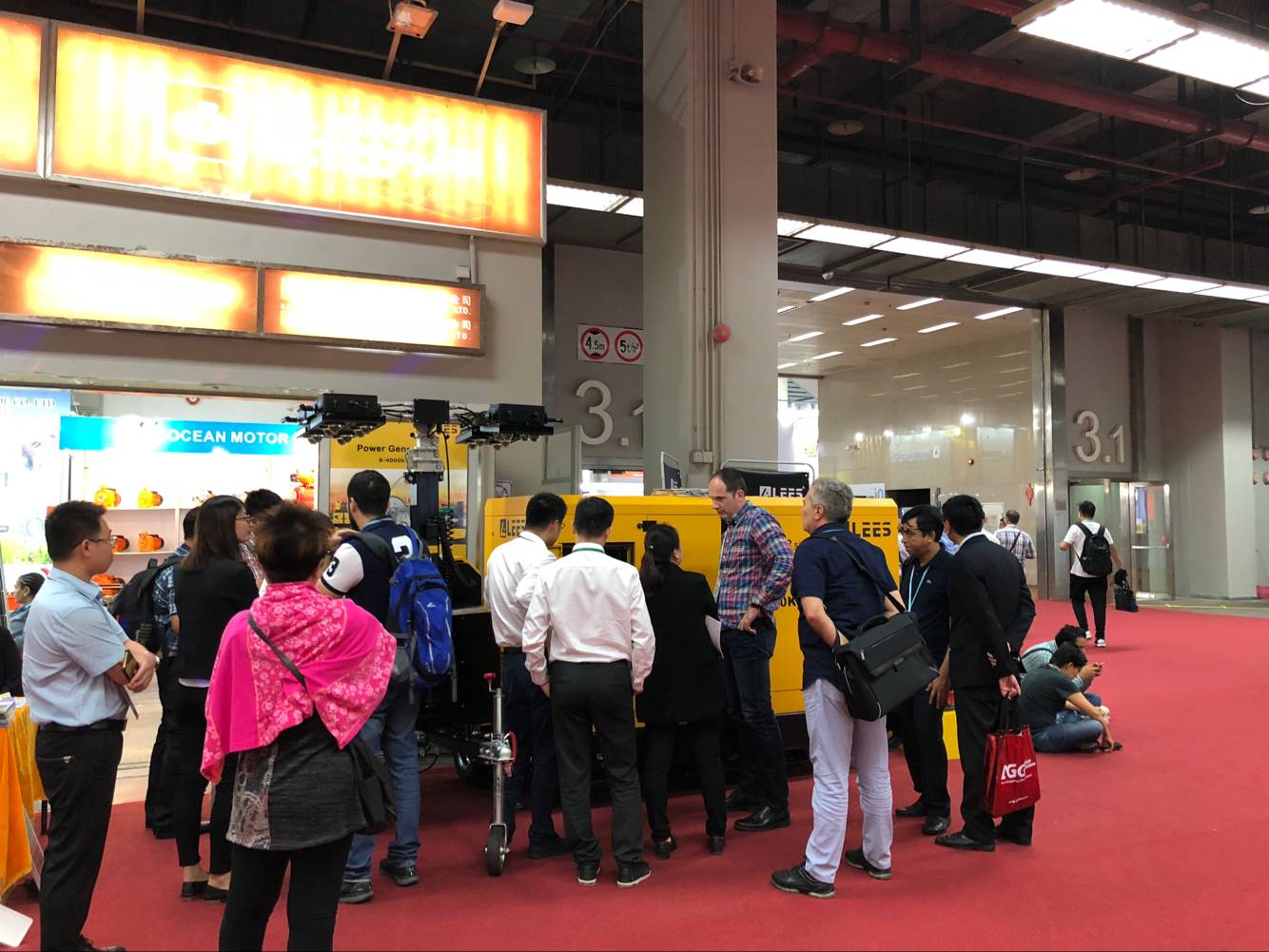 LEES IN CANTON FAIR 2018.10